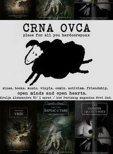 """O ediciji """"Poetika strave"""" u klubu kulture """"Crna ovca"""""""