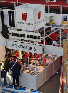 "Portalibris predstavio dela ""Loza Pelina"" i ""Grehovi alijanse"""