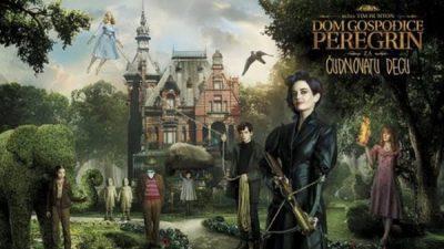 Poster za film ''Dom gospođice Peregrin za čudnovatu decu''