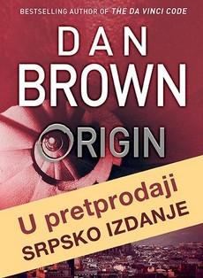 ''Poreklo'' novi roman Dena Brauna uskoro na srpskom