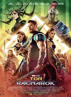 Premijera filma ''Tor - Ragnarok'' 01. novembra