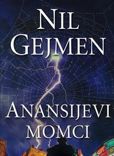 Radio drama prema Gejmenovom romanu ''Anansijevi momci''