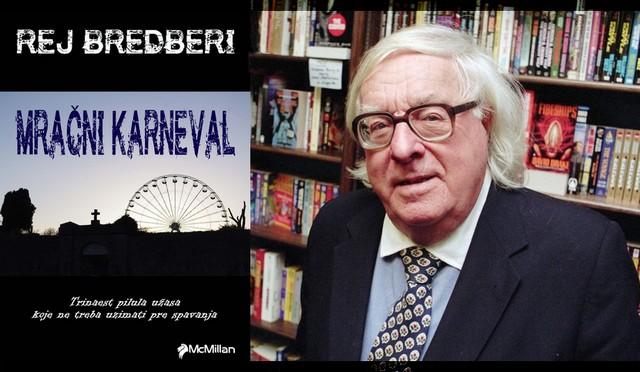 ''Mračni karneval'' - zbirka priča majstora fantastike Reja Bredberija