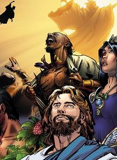 Strip i religija
