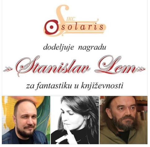 """Najuži izbor za nagradu """"Stanislav Lem"""": Oto Oltvanji, Laura Barna, Đorđe Pisarev"""