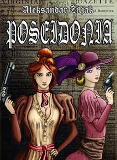 Srpsko izdanje romana ''Poseidonia'' Aleksandra Žiljka