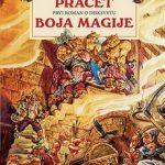 Boja magije - Teri Pračet