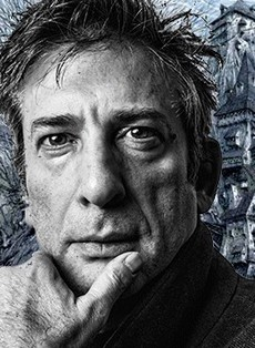 Nil Gejmen adaptira trilogiju ''Gormengast'' Mervina Pika