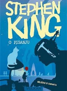 U knjižarama memoarsko delo ''O pisanju'' Stivena Kinga
