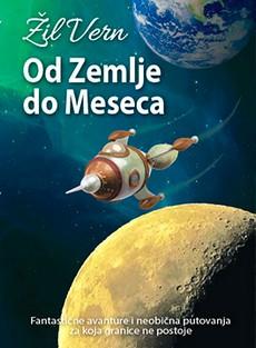 Od Zemlje do Meseca - Žil Vern
