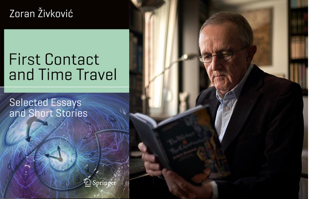 Zoran Živković - First Contact and Time Travel