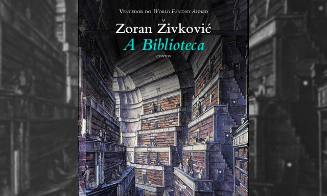 ''Biblioteka'' - Zoran Živković (izdanje na portugalskom jeziku)