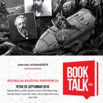 Book Talk 2018 - Žil Vern - Dragutin Ilić