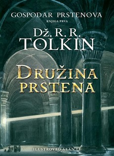 Luksuzno izdanje trilogije ''Gospodar prstenova''