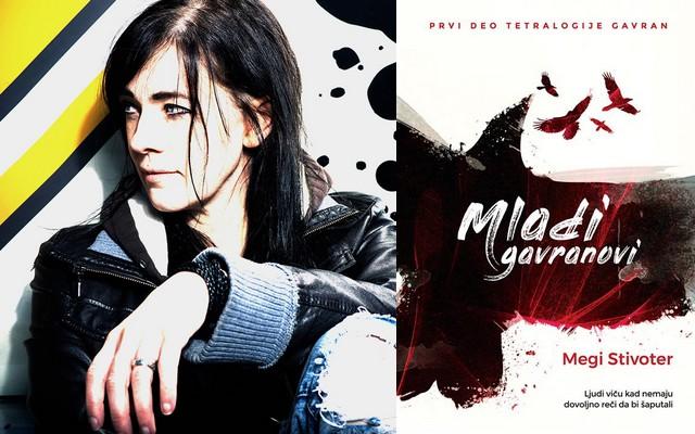 Megi Stivoter - Mladi gavranovi