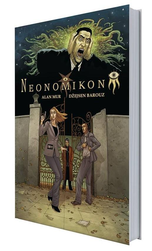Neonomikon - Alan Mur i Džejsen Barouz