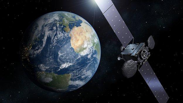 Geostacionarni satelit jedna je od zamisli Artura Č. Klarka