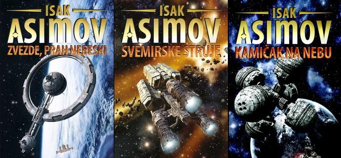 Trilogija o Carstvu - Isak Asimov
