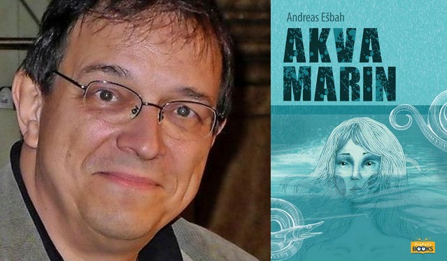 Andreas Ešbah - Akvamarin
