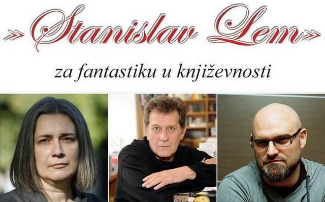 Najuži izbor za nagradu Stanislav Lem: Mirjana Novaković, Jovica Aćin i Darko Tuševljaković