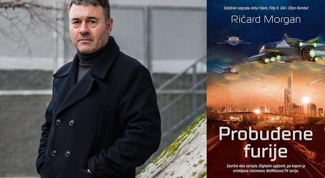Ričard Morgan - Probuđene furije