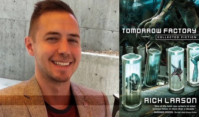 Rič Larson - Tomorrow Factory