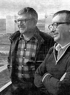 Braća Braća Strugacki - slovenska fantastika