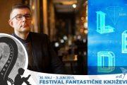 Predstavljanje romana ''Led'' Jaceka Dukaja