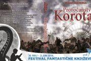 Predstavljanje knjige ''Proročanstvo Korota'' Gorana Skrobonje