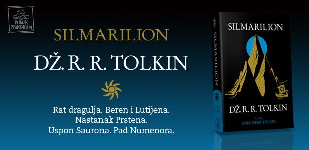 Novo izdanje Tolkinovog SILMARILIONA