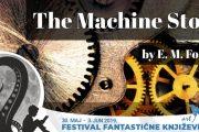 """Predavanje: """"Internet i distopijska vizija E. M. Forstera sa početka 20. veka"""""""