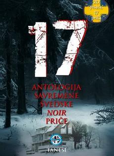 17 Antologija savremene švedske noir priče