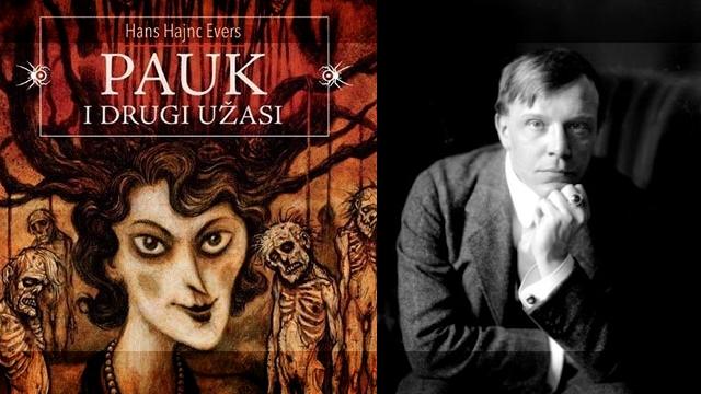 Pauk i drugi užasi - Hans Hajnc Evers