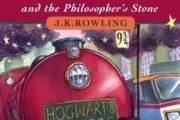 Redak primerak knjige o Hariju Poteru prodat za 46.000 funti