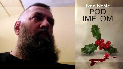 Davor Šišović predstavlja roman POD IMELOM Ivana Nešića