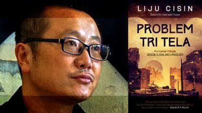Ilija Bakić predstavlja roman PROBLEM TRI TELA za koji je kineski autor Liju Cisin 2015. godine dobio prestižnu nagradu 'Hugo'.