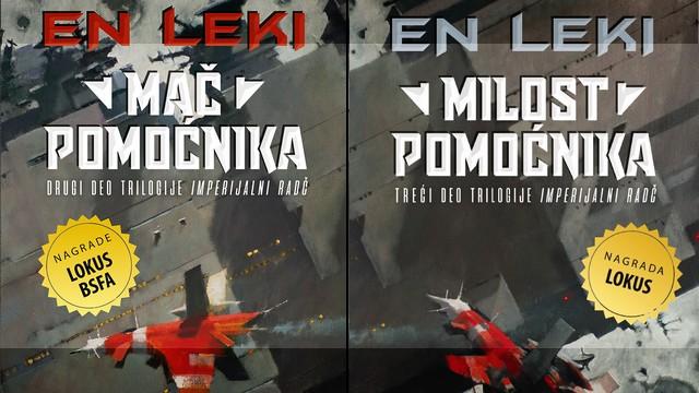 Mač pomoćnika - En Leki - Milost pomoćnika
