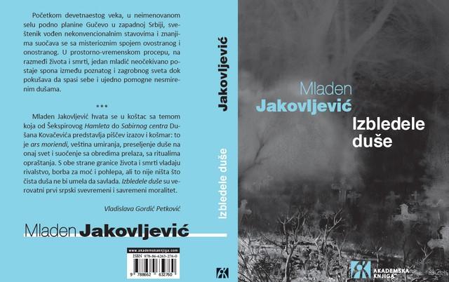 Mladen Jakovljević - Izbledele-duše