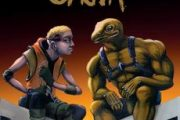 GAJBA - naučnofantastični roman za mlade Aleksandra Gubaša