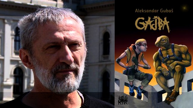 Aleksandar Gubaš - Gajba