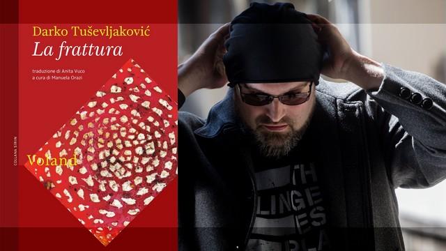 Italijansko izdanje romana JAZ Darka Tuševljakovića