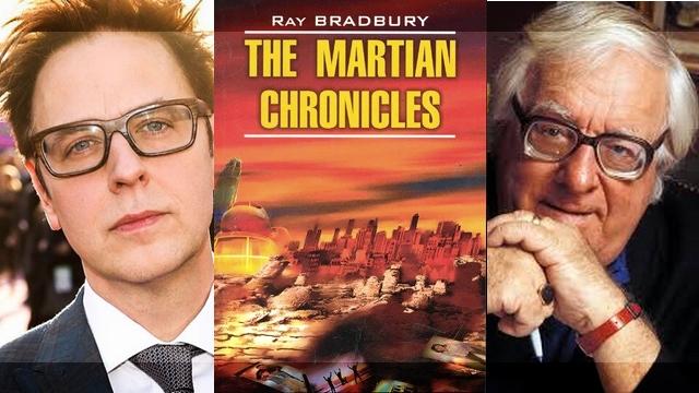 Džejms Gan - Marsovske hronike - Rej Bredberi