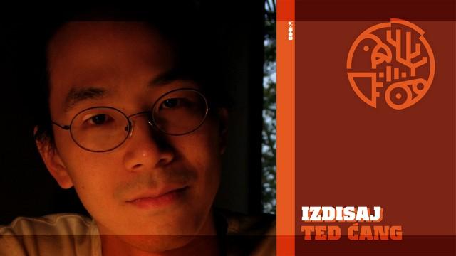 Izdisaj - Ted Ćang
