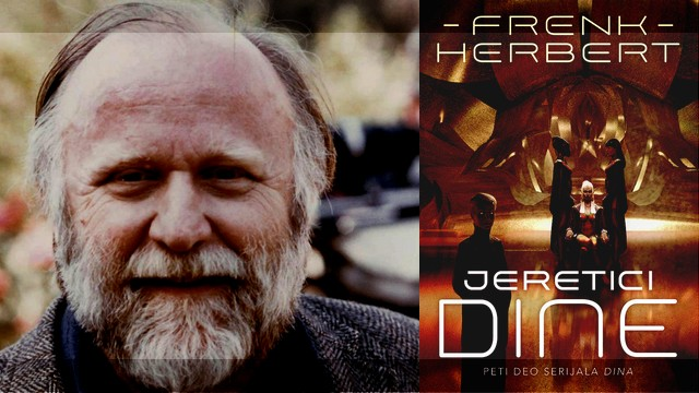 Frenk Herbert - Jeretici Dine