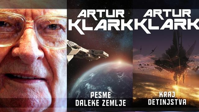 Artur Klark - Pesme daleke Zemlje i Kraj detinjstva