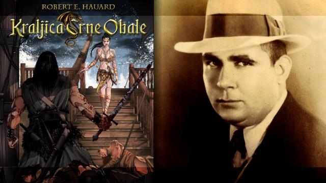 Kraljica Crne obale - Robert E. Hauard
