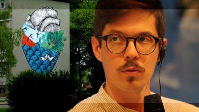 Priča UMREŽENI Srđana Tunića premijerno je objavljena na sajtu Art-Anima uz fotografiju murala Jane Danilović 'Savage Love'.