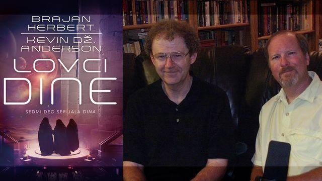 LOVCI DINE - Brajan Herbert i Kevin Dž. Anderson