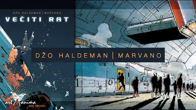 Večiti rat - Džo Haldeman i Marvano