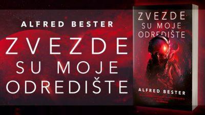 I posle više od šest decenija od prvog pojavljivanja roman Alfreda Bestera ZVEZDE SU MOJE ODREDIŠTE odiše neočekivanom svežinom.